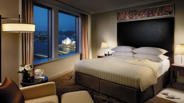 Shangri-La Hotel, Sydney  Sydney, Australia